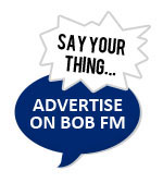Advertise on BOB fm
